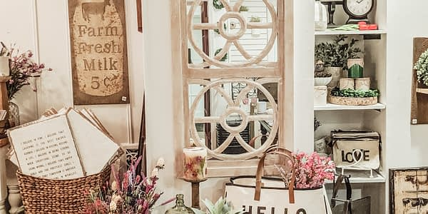 Little Red Barn Door - Home Decor Shop Geneva