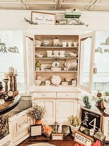 Little Red Barn Door - Home Decor Shop Geneva